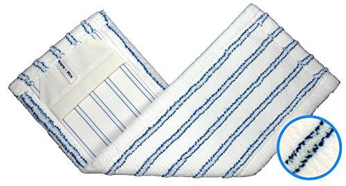 Bellanet - Panno in microfibra Micro Mix per tutti i comuni supporti pieghevoli da 50 cm, per lo sporco grossolano in casa, cucina e bagno, 1 pezzo
