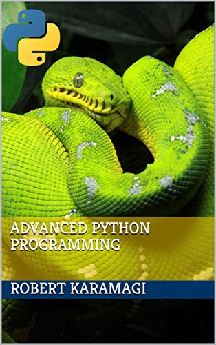Advanced Python Programming Front Cover
