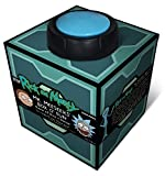 "Image of Cryptozoic Entertainment 0793631580187"" The Rick and Morty Mr. Meeseeks' Box O' Fun Dice Dares Game"