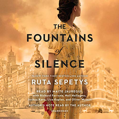 Couverture de The Fountains of Silence
