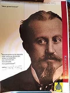 Alexander L. Kielland 150 År: Mon Grand Brevet (Poster 27