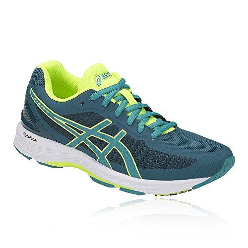 ASICS Gel-DS Trainer 23 Chaussures de Course pour Femme, Bleu, 37.5