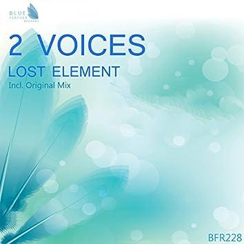 Lost Element - Single