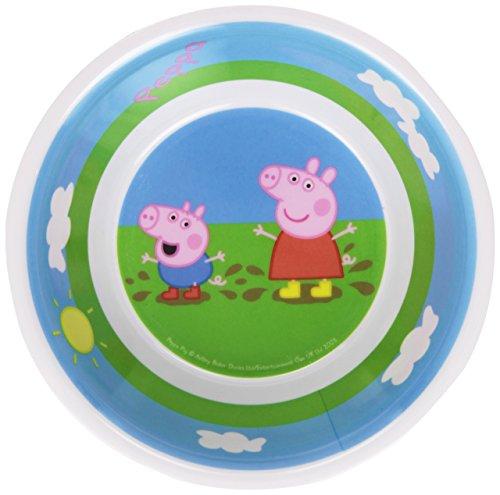 Peppa Pig De Childrens mélamine Profond Mug