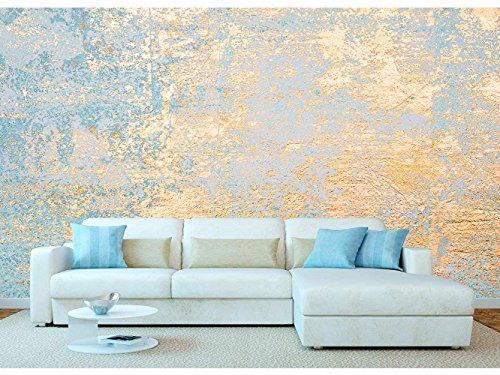 Papel Pintado Pared Imitación Estuco Gris Beige   Fotomural para Paredes   Mural   Papel Pintado   Varias Medidas 350 x 250 cm   Decoración comedores, Salones, Habitaciones.