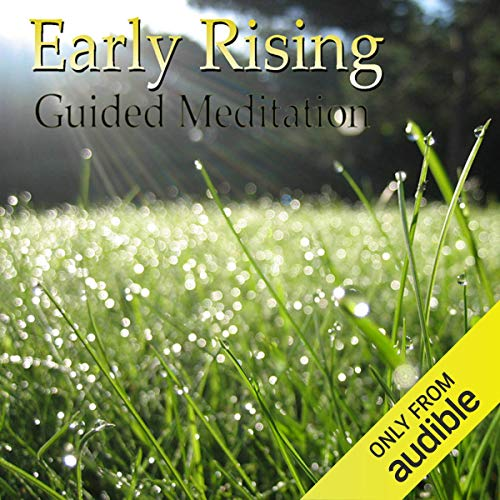 Guided Meditation for Early Rising Audiobook By Val Gosselin cover art