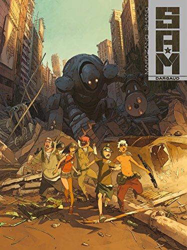 S.A.M. - Tome 1 - Après l'homme... (SAM (French version))