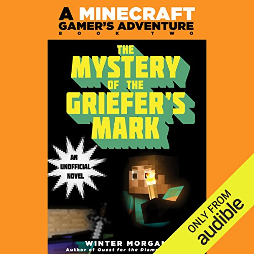 Mystery of the Griefer's Mark audiobook cover art