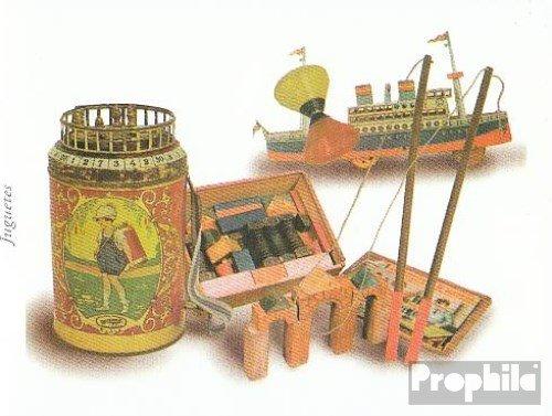 Espagne mh0-38 (complète.Edition.) carnet de Timbres (4271-4278) 2008 Les Jouets pour Enfants (Timbres pour Les collectionneurs)