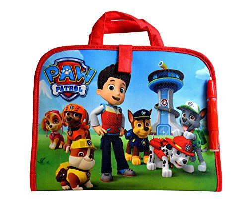 Aquadoodle Paw Patrol Doodle Travel Bag - Mess Free Drawing Fun for Children aged 18 months+