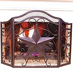 Best Decorative Fireplace Cover Screens