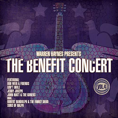 The Benefit Concert, Vol. 4