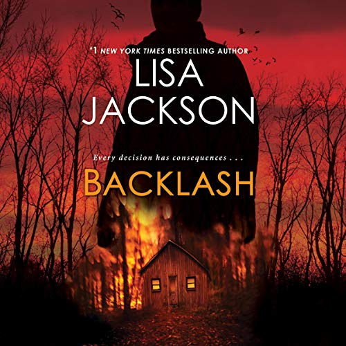 Backlash audiobook cover art