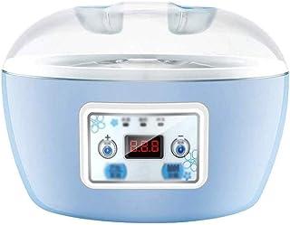 SJYDQ Machine à yaourt intelligente, petite taille, automatique, multifonction pour fermentation maison (bleu)