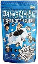 Tom's Farm Cookie & Cream Almond, 190g