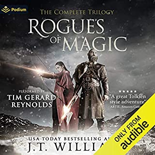 Rogues of Magic: The Complete Trilogy cover art
