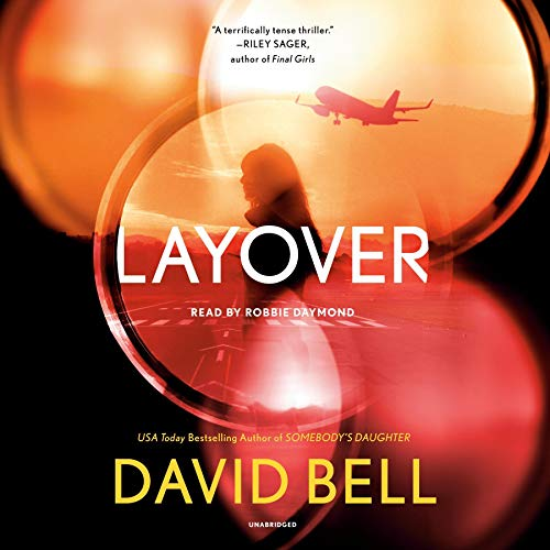 Layover audiobook cover art