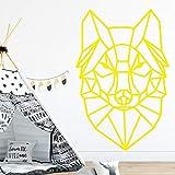 yiyiyaya Schöne Hund Muster Wandaufkleber Tier Cartoon