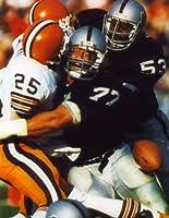 Lyle Alzado Oakland Raiders 8x10 Sports Action Photo (12)