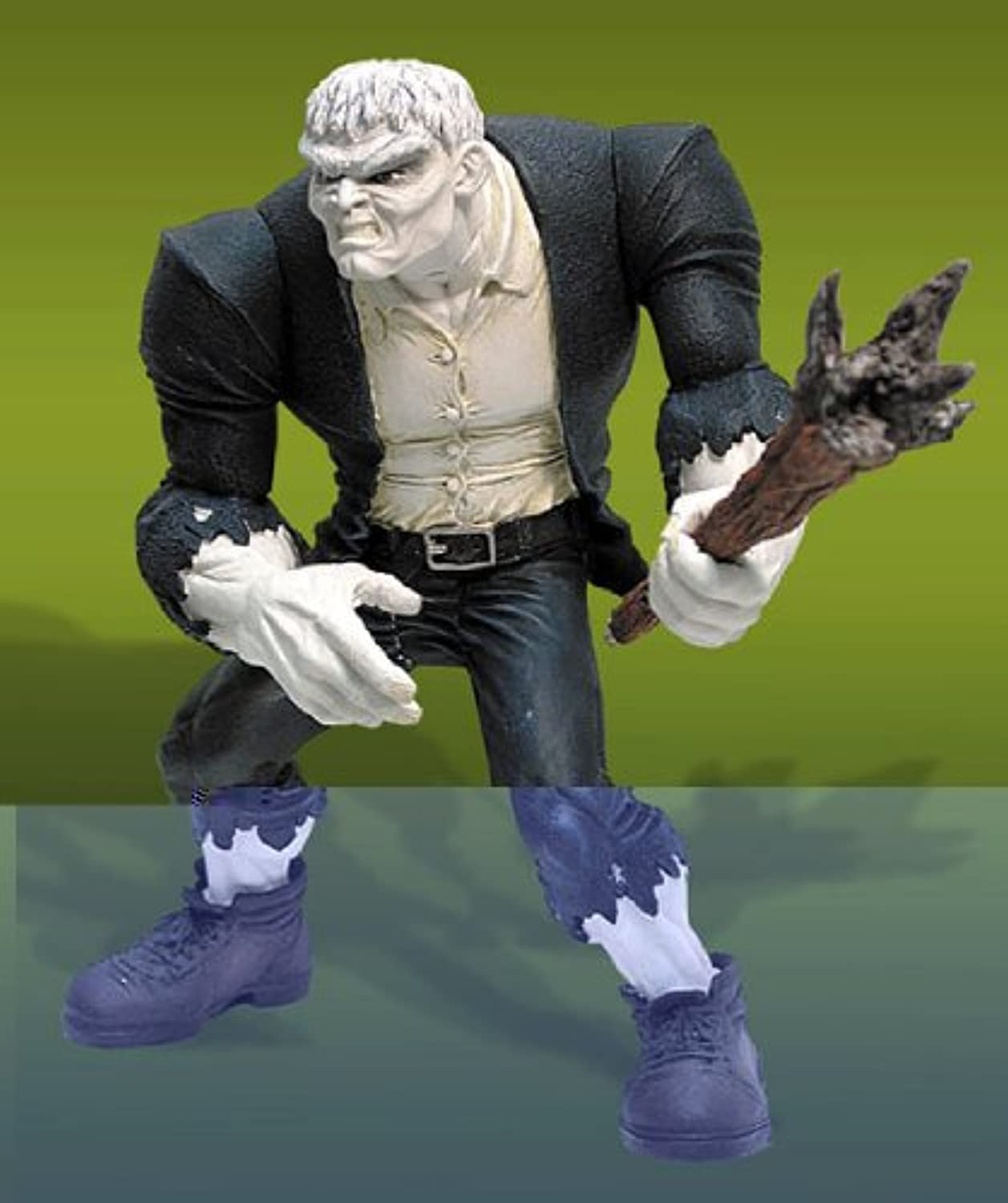 Justice Society of America (JSA)  Solomon Grundy Deluxe Action Figure - New
