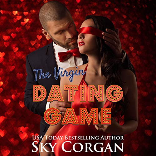 The Virgin Dating Game audiobook cover art