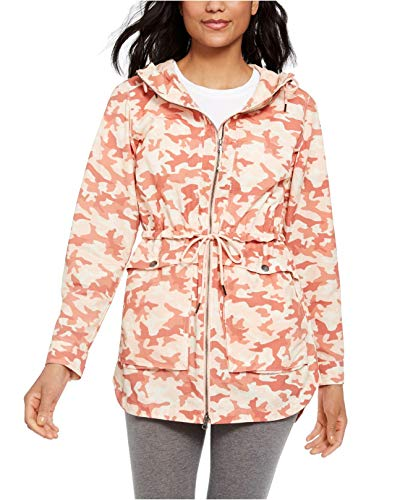 Columbia Plus Size West Bluff Printed Jacket, Pink Camo 2X
