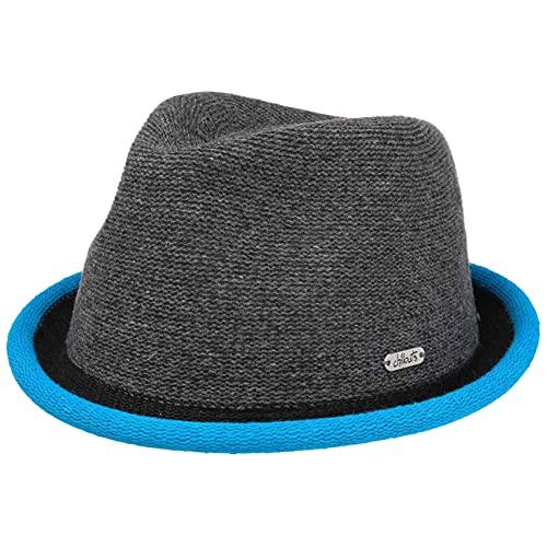 CHILLOUTS Boston Gorro/Sombrero, 23 Gris/Azul, M para Hombre