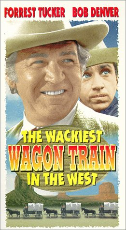 Wackiest Wagon Train in the West [VHS]