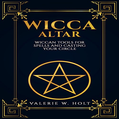 Wicca Altar audiobook cover art