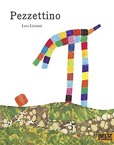 Pezzettino : Vierfarbiges Bilderbuch