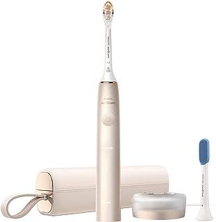 【2021年モデル】フィリップス ソニッケアー 9900 プレステージ 電動歯ブラシ ホワイト アプリ連動 シャンパン HX9992/21
