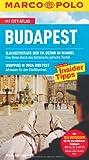 MARCO POLO Reiseführer Budapest mit Szene-Guide, 24h Action pur, Insider-Tipps, City-Atlas: Reisen mit Insider-Tipps. Mit Cityatlas