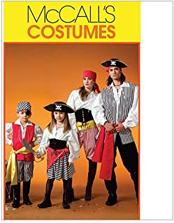 Best pirate costume pattern mccalls Reviews