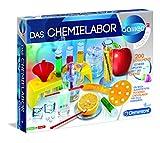 Clementoni 69272 Galileo Science – Das Chemielabor, Experimentierkasten für Zuhause, spannendes Spielzeug für Kinder ab 8 Jahren, abwechslungsreiche...