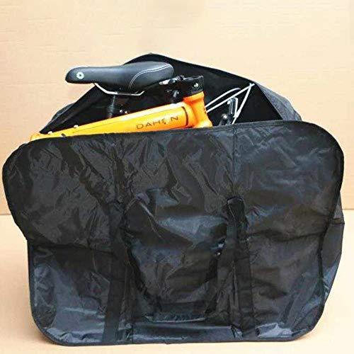 PN-Braes - Bolsa de Bicicleta Plegable, Bolsa de Viaje, Bolsa Plegable, montaña,...