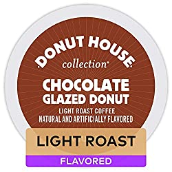 Donut House Collection Chocolate Flavored
