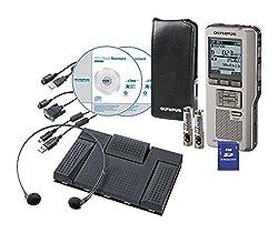 Abbildung von Olympus Diktiergerät DS-2500 inkl. Starterkit