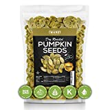 Dry Roasted Pumpkin Seeds Sea Salted, 2 lbs (Papitas) No Oils | No PPO | Non GMO | Vegan a...