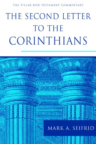 Image of The Second Letter to the Corinthians (The Pillar New Testament Commentary (PNTC))