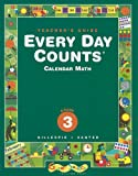 Every Day Counts: Calendar Math: Teacher's Guide Grade 3