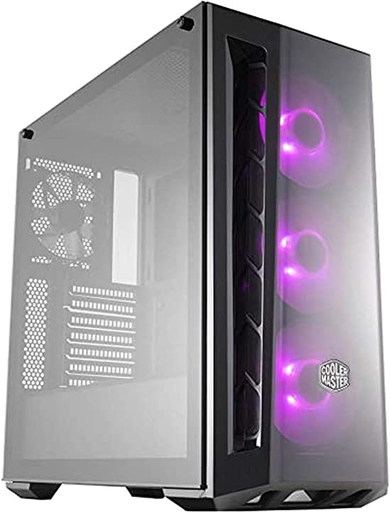 Case pc cooler master masterbox mb520 rgb MCB-B520-KGNN-RGB