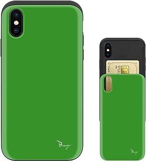 iPhone XR ケース iPhoneXR ケース TPU バンパー Bumper 耐衝撃 カード入れ マット加工 ワイヤレス充電対応 スマホケース 擦り傷防止 保護フィルム Breeze 3DP 正規品 [IXRJP204BN]