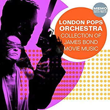 Collection of James Bond Movie Music