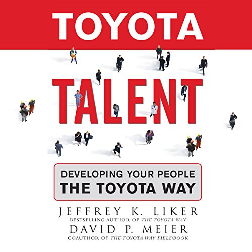 Toyota Talent audiobook cover art