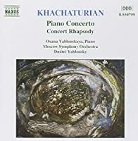 Piano Concerto / Concert Rhapsody by KHACHATURIAN (1997-04-29)