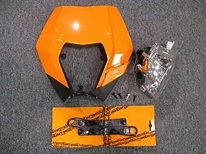 ktm duke 390 headlight mask