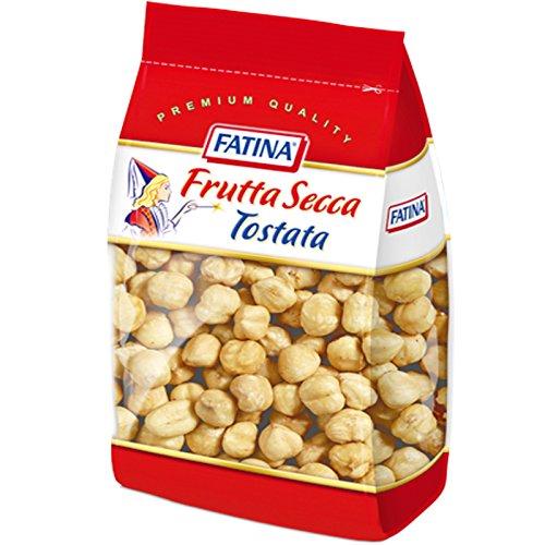 NOCCIOLE SGUSCIATE E TOSTATE PELATE FATINA 200 GR FRUTTA SECCA NOCCIOLINE