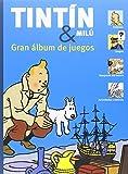 Tintín y Milú, Gran Álbum de Juegos (Universo Tintín)