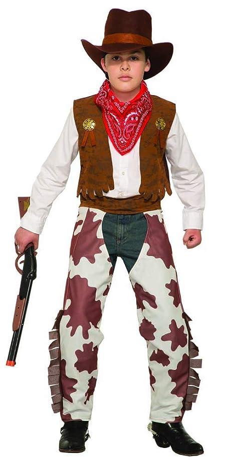 Forum Novelties Child's Cowboy Costume, Large
