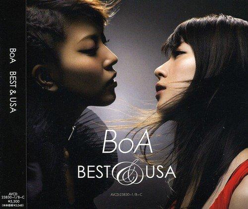 BEST&USA(2CD+2DVD付)